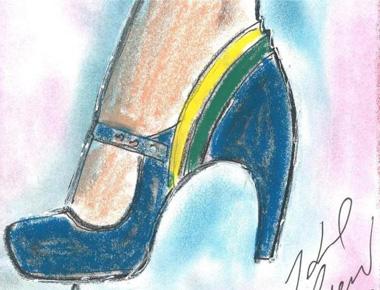 9523e8840c Revista O Polvo - Melissa criada por estilista alemão terá cores da ...