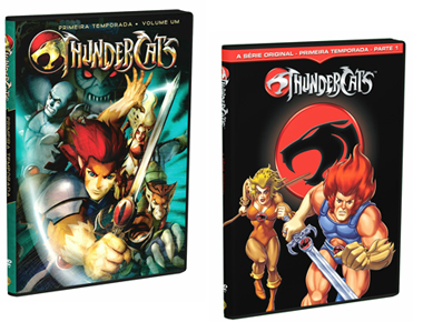 Thundercats Dvds on Polvo   S  Rie  Thundercats  Sai Em Dvd