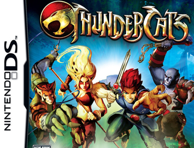 Thunder  Games on Polvo   Thundercats Ganha Game